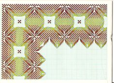 This Pin was discovered by Nil Swedish Embroidery, Diy Embroidery, Cross Stitch Embroidery, Embroidery Patterns, Cross Stitch Patterns, Types Of Embroidery, Swedish Weaving Patterns, Chicken Scratch Embroidery, Monks Cloth