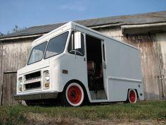 Vintage Step Vans | vintage step van post - THE H.A.M.B.