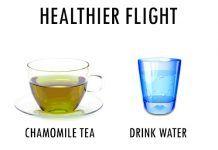 TRICKS TO MAKE YOUR NEXT FLIGHT HEALTHIER