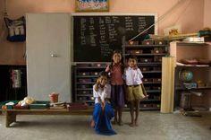 Scholl children in Erode. What a wonderful visit!