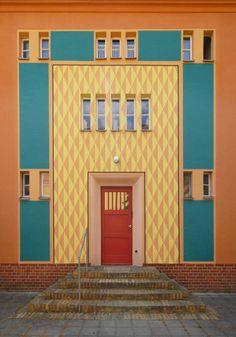 UNESCO-Welterbe Siedlungen der Berliner Moderne #welterbe #berlin #kultur #jugendherberge #reise #inspiration