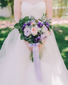 Photography: Rachel May Photography - http://www.stylemepretty.com/portfolio/rachel-may-photography   Read More on SMP: http://www.stylemepretty.com/2014/07/01/romantic-lavender-wedding-inspiration/