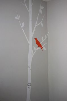 Thinking of painting a tree on a blank corner tomorrow. Hope my artistic skills are up for the task!