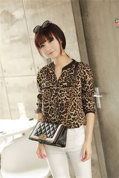 News New 2015 Blusas Femininas Women Blouses Chiffon Sexy Leopard Print Full Sleeves OL All Match Shirt Women Tops Pockets Plus Size                       2015 Hot Sale New Fashion Summer Style Sexy Swimwear Deep Wrap  Print  Front  Cover Up One Piece Natural Brand Beach Dress Women... http://showbizlikes.com/product/new-2015-blusas-femininas-women-blouses-chiffon-sexy-leopard-print-full-sleeves-ol-all-match-shirt-women-tops-pockets-plus-size/