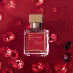 Maison Francis Kurkdjian Baccarat Rouge 540 eau de parfum just arrived at Annindriya Perfume Lounge, Amsterdam