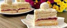 Księżniczka - ciasto bez pieczenia - Blog z apetytem Oreo Cupcakes, Cake Cookies, Bread Cake, Low Carb Keto, Sweet Recipes, Cheesecake, Food Porn, Dessert Recipes, Food And Drink