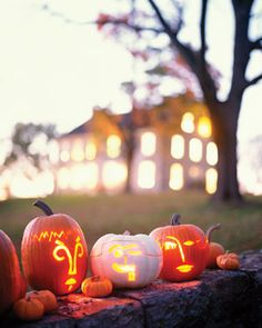 10 Tips for Perfect Jack-o-Lanterns