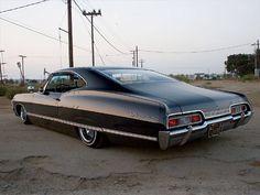 """Devil's Chariot"" ~ '67 Chevy"