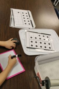 Great ideas for Math Work Stations