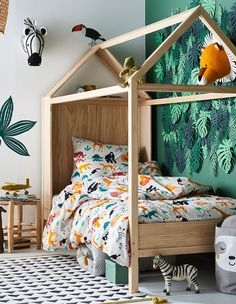 home enfant greenjungle - vertbaudet