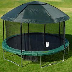 TrampolinePartsCenter.com - 14 ft Round Trampoline Cover for Elite JumpPOD, $79.95 (http://trampolinepartscenter.com/14-ft-round-trampoline-cover-for-elite-jumppod/)