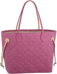 224ace84ca9509 Monogram Stone Neverfull MM Pink Louis Vuitton Handtassen, Juicy Couture,  Curvy Vrouwen Mode,