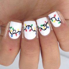 Christmas by just1nail  #nail #nails #nailart