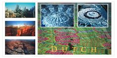 A Fractal Museum tour through Holland's biggest treasures: The polders, the agricultural history, Delftware, but also the capital and the famous Kingsday celebrations. (all…
