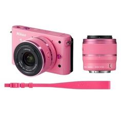 I love the idea of this camera.  small, but you can still use different lenses