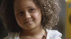 She's back, Gracie in the Cherrios ads! #interracial #Cherrios