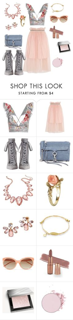 """Spring Awakening"" by kalamitykris ❤ liked on Polyvore featuring Zimmermann, Mother of Pearl, Rebecca Minkoff, Thalia Sodi, Vintage, Marchesa, Linda Farrow and Burberry"