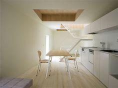 Minimalist Interior - The kitchen   #minimalist #interior #kitchen