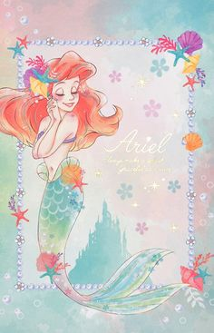 Little mermaid ariel disney wallpaper, little mermaid wallpaper, mermaid wallpapers, fondo disney, Disney Magic, Film Disney, Disney Art, Disney Movies, Ariel Wallpaper, Little Mermaid Wallpaper, Mermaid Wallpapers, Ariel The Little Mermaid, Disney E Dreamworks