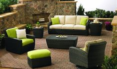 Decorating Ideas For Your Patio and Conservatory #design #outdoors #patio http://www.wickerparadise.com/patio-conservatory-decorating.html