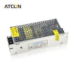 1Pcs 10A 120W lighting Transformers 100V -265V AC to DC 12V Switch Power Supply Adapter Converter For RGB LED Strip light Driver