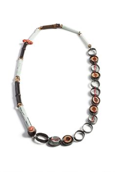 bamboo chain necklace