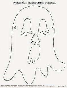 16 Máscaras de dia das bruxas ou Halloween para imprimir e brincar! - ESPAÇO EDUCAR