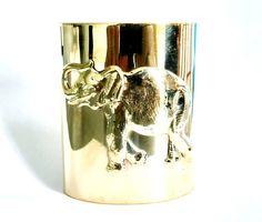 The Elephant Cuff