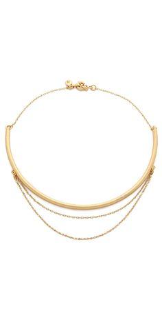 Madewell Long Stem Necklace   SHOPBOP