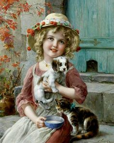 Emile Vernon art... from Google search