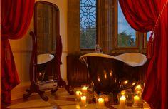 bougie ambiance romantique | Nos idées déco pour une salle de bain chaleureuse. | Magasins Déco ...