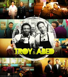 troy and abed in the morning | troy  Abed by tasdy