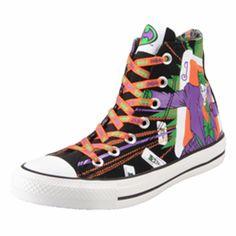 Converse Chuck Taylor Joker Black / Purple Hi Tops Converse Chuck Taylor All Star, Converse All Star, Chuck Taylor Sneakers, Dr. Martens, Converse Shoes Men, All Star Shoes, Top Shoes, Women's Shoes, Shoe Brands