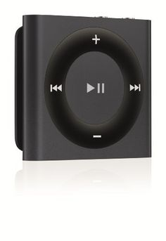 Apple iPod shuffle 2GB Slate NEWEST MODEL by Apple, http://www.amazon.com/dp/B0097BEEDM/ref=cm_sw_r_pi_dp_Q6KIrb0B4E346
