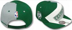 Wholesale Snapbacks NBA Mitchell And Ness Hats Boston Celtics Green/Black