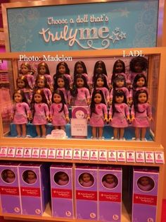 Cosas American Girl, All American Girl Dolls, Our Generation Dolls, Doll Hair, Ag Dolls, Cuddles, Product Launch, Store, Girls