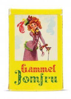 Gammel Jomfru Åsmund S. Lærdal