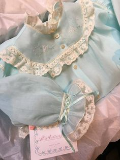 French Handsewn and Hand Embroidered Swiss Batiste Yoke Daygown Vintage Lace Homecoming Baptism or Dedication Gown Portrait Gown Infant Learn Embroidery, Vintage Embroidery, Vintage Lace, Hand Embroidery, Vintage Sewing, Frocks And Gowns, Lazy Daisy Stitch, Christening Gowns, Heirloom Sewing