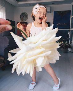 フルーツや野菜を着こなす。Instagramで話題の3歳の女の子 | TABI LABO