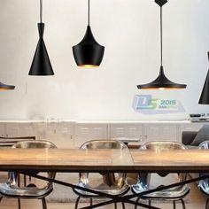 TOM Dixon Beat Ceiling Fixtures Pendant Light Lamp Chandelier Kitchen Bedrooom #Unbranded #Modern