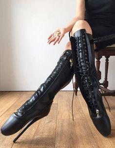 Thigh High Boots, High Heel Boots, Heeled Boots, Bootie Boots, Shoe Boots, Ballet Boots, Ballet Heels, Pumps Heels, Biker