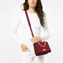 Load image into Gallery viewer, MK Mott Large leather chain single shoulder bag MICHAEL KORS McGoss