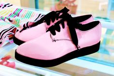 pastel shoes—FROM H & M!!!!