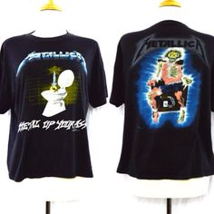 Metal Up Your Ass T-Shirt - Metallica