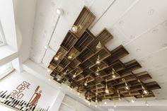 Restaurante Sal de allo - O Grove. Proyecto: Nan Arquitectos. Fotografía: Iván Casal Nieto.  interior - interior design - interiorismo - iluminación - light - arquitectura - architecture - restaurant- bar