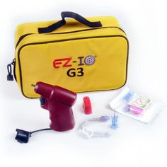 EZ-IO® Intraosseous Infusion System Kit   Med Dent