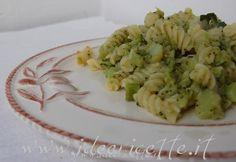 Ricetta Fusilli con crema di patate e broccoli