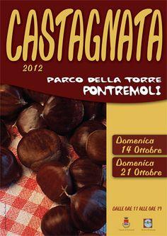 Castagnata Pontremoli 2012