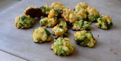 These broccoli bites are perfect for satisfying a savory snack craving. Pairing broccoli (one of the most nutrient-dense vegetables) with healthy fat will