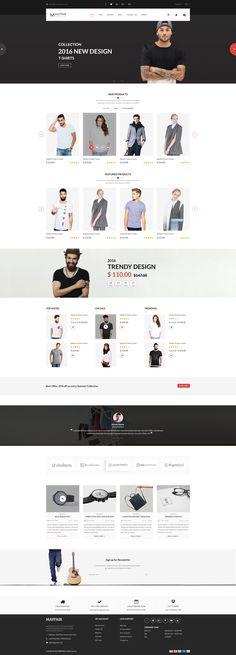 setra e commerce website template ecommerce websites
